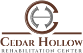 Cedar Hollow Rehabilitation Center Logo