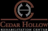Cedar Hollow Rehabilitation Center Logo